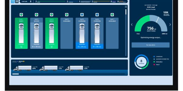 Amply helps fleet manage their energy infrastructure and charging needs for their electric...