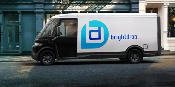 The BrightDrop EV600 is an all-electric light commercial vehicle purpose-built for the delivery...