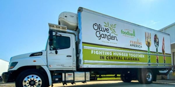 Darden and the Darden Foundation have been partners with Feeding America for over 10 years.