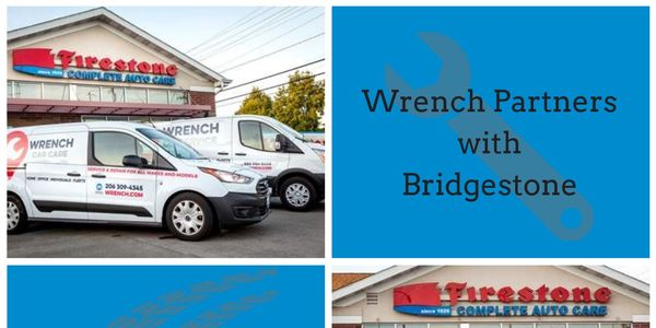 Offerings currently available through the Wrench platform include on-site automotive...