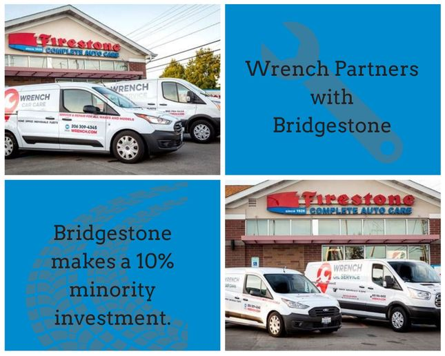 Offerings currently available through the Wrench platform include on-site automotive maintenance, access to roadside and towing, vehicle detailing, and the Lemon Squad used-vehicle inspection service. - Photo: Wrench