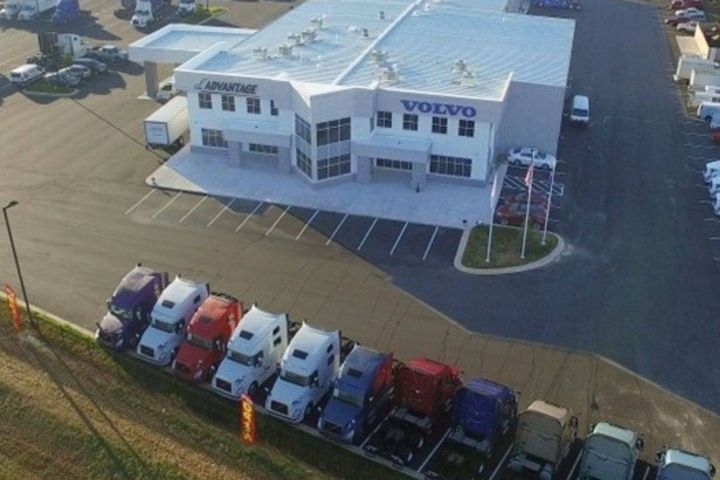 Upon completion of this transaction, Vanguard will have approximately 900 employees and anticipates sales of over 5,500 new and used commercial trucks annually. - Photo: Advantage Truck Leasing