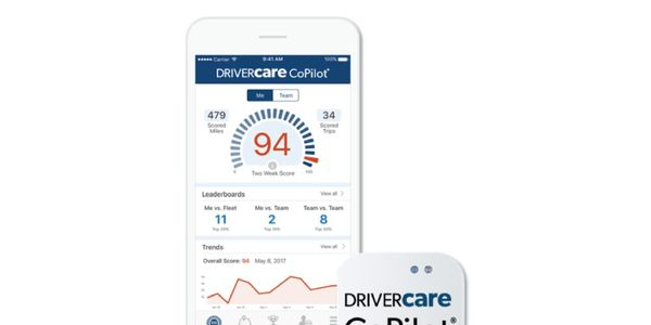 DriverCare CoPilot is a patented smartphone app that detects the driving behaviors that are...