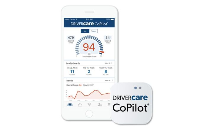 DriverCare CoPilot is a patented smartphone app that detects the driving behaviors that are linked to causing accidents. - Photo: The CEI Group