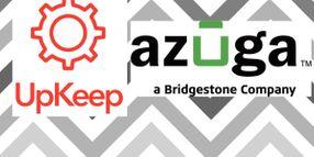Azuga, UpKeep Partner to Help Maintenance Teams