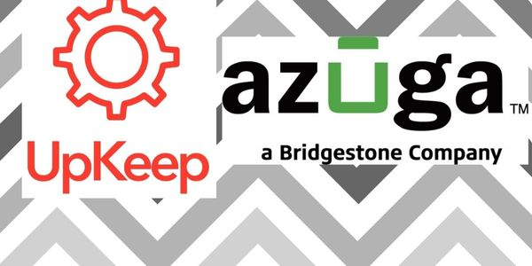 Azuga's fleet telematics data is now available in UpKeep's maintenance management solution,...