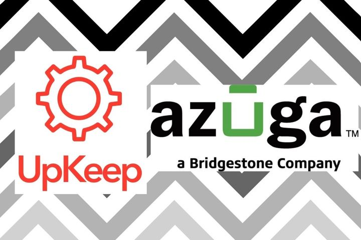 Azuga's fleet telematics data is now available in UpKeep's maintenance management solution, giving maintenance managers visibility into vehicle health. -