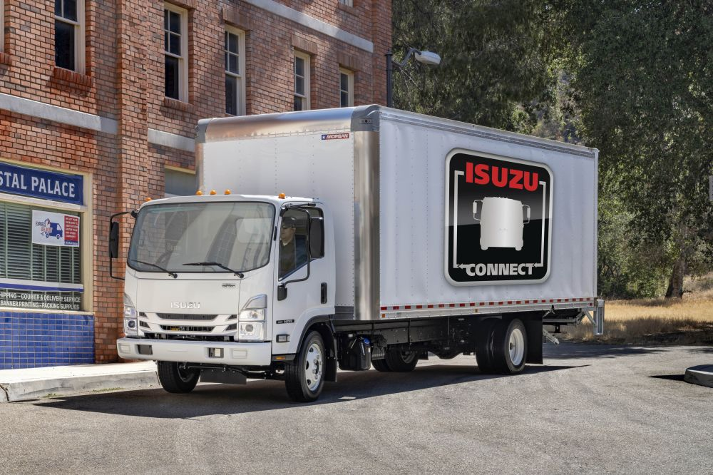 Isuzu Connect: Get Trucks Fixed Right the First Time