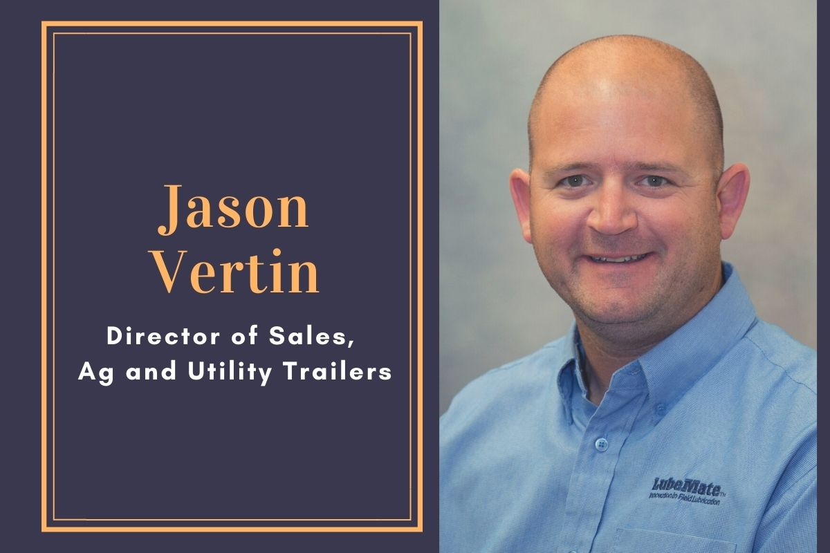 Stellar Industries Promotes Jason Vertin to Director of Sales, Ag and Utility Trailers