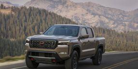2022 Nissan Frontier Among Award Winners at Miami International Auto Show