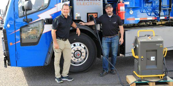 Mack Trucks dealer Northwest Equipment Sales, based in Boise, Idaho, is now a Certified Electric...