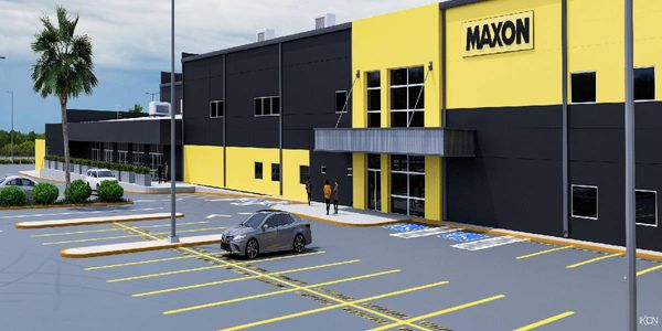 The first phase of the project will add 400,000+ sq.-ft. of manufacturing space, with up to...
