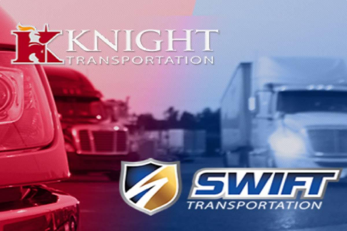 Knight-Swift Selects Zonar, Eleos as Smart Fleet Management Provider