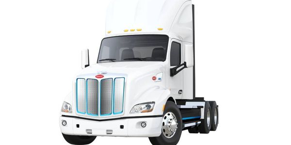 The Model 579EV is one of the new trucks that Peterbilt will display at ATA MCEshow.