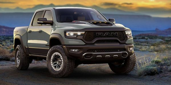 2021 Ram 1500 TRX Wins Texas Truck of the Year