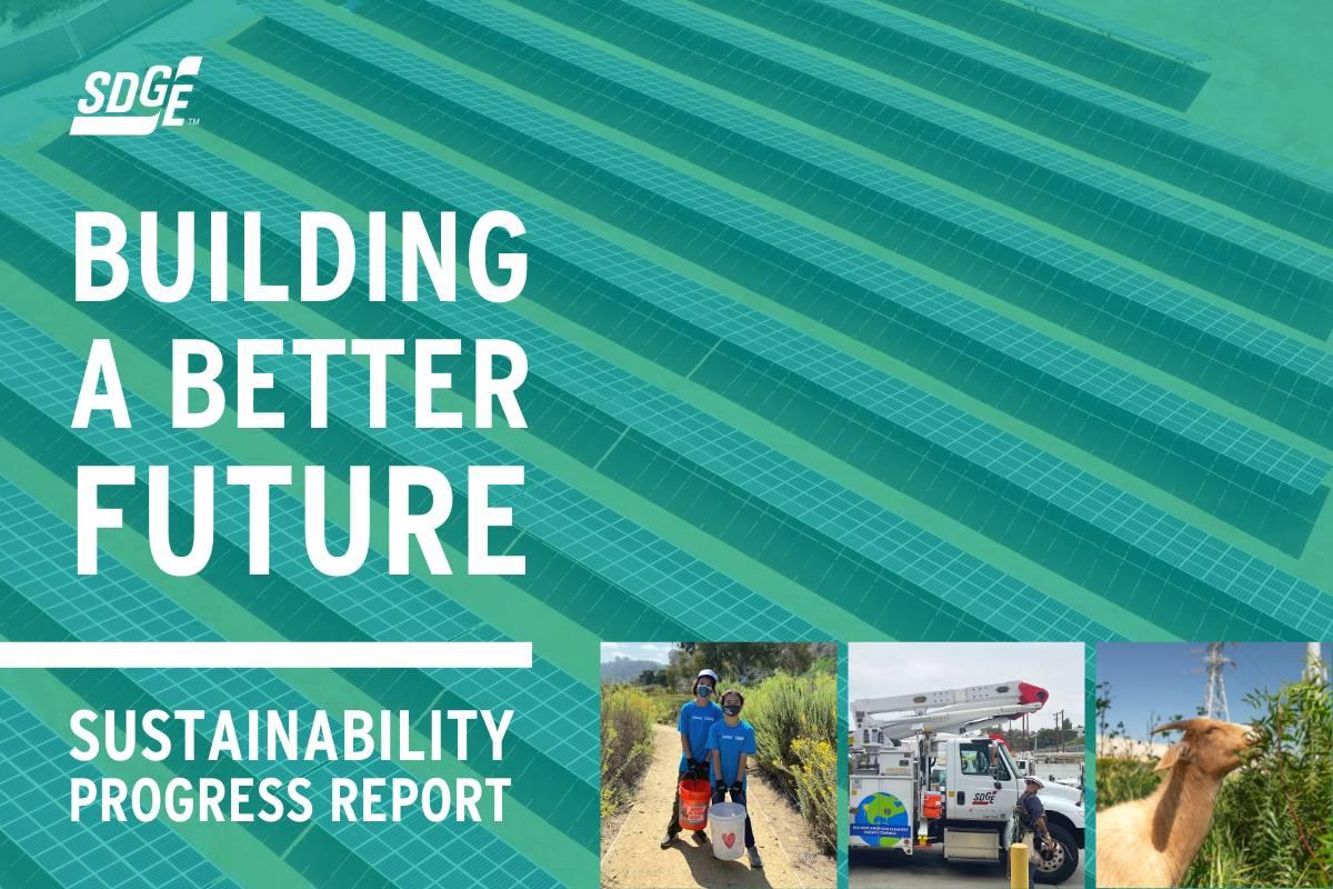 SDG&E Accelerates Drive Toward Net Zero GHG Emissions