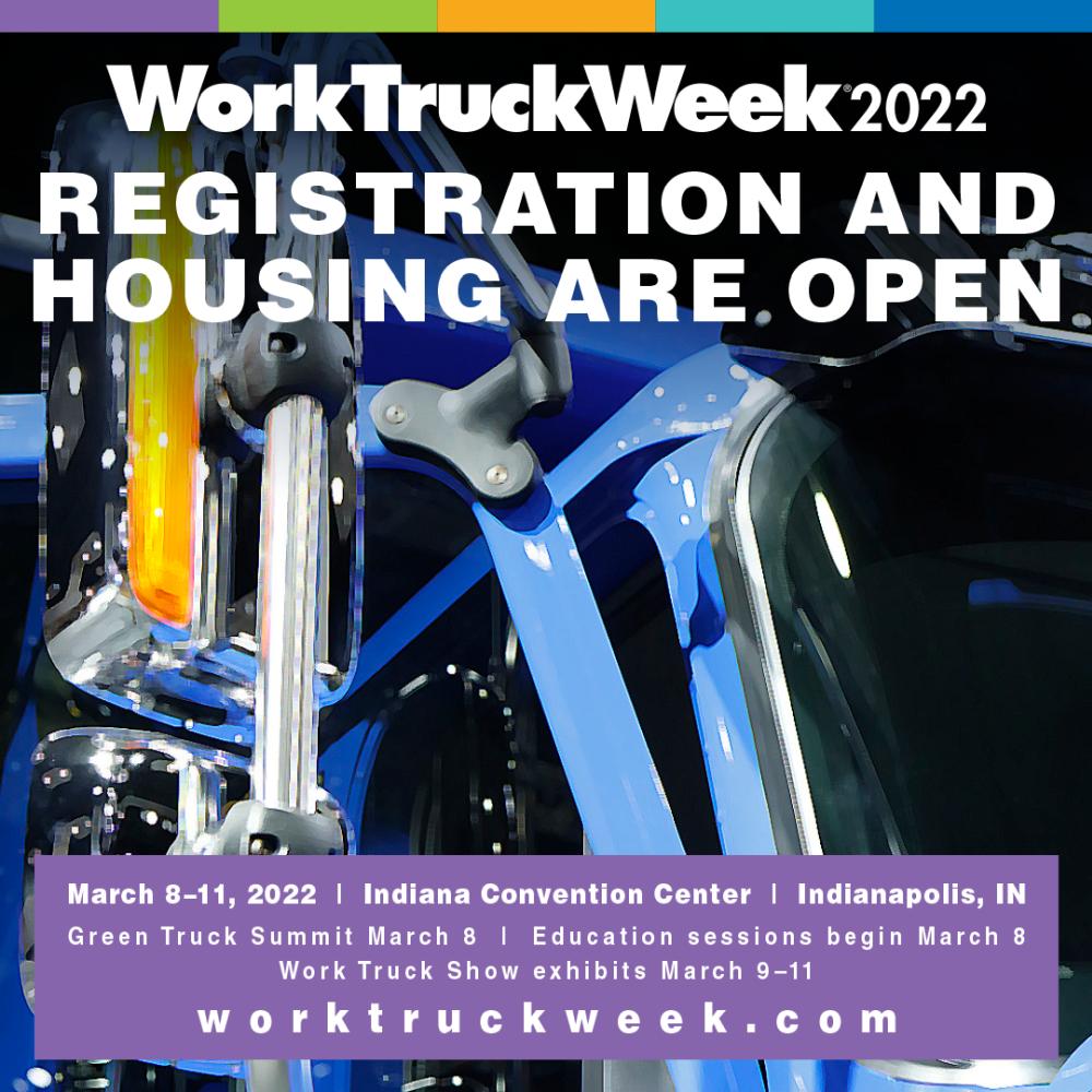 Work Truck Week Coming in 2022