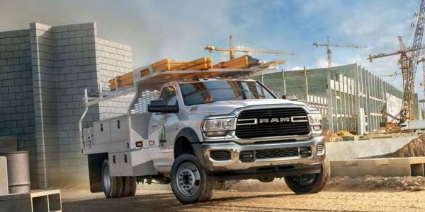 The2022-MY Ram 4500 Chassis Cab is among the vehicles being recalled under Y76.