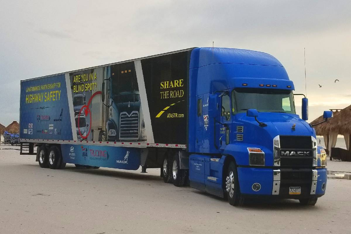 Mack Trucks Continues Sponsorship of ATA Programs
