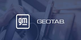 Geotab, GM Deliver Real-Time In-Vehicle Driver Coaching