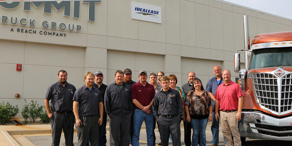 Summit, Southwest International, and Kyrish Truck Centers have owned and operated a business...
