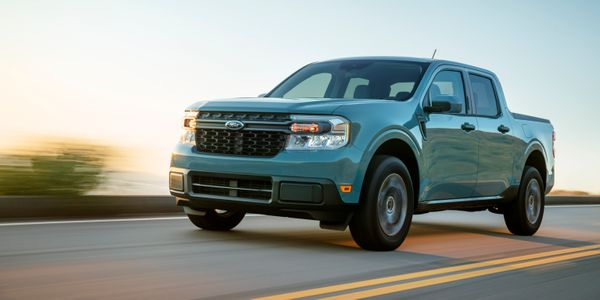 The first Maverick Hybrid pickups are expected to start shipping in December with customer...