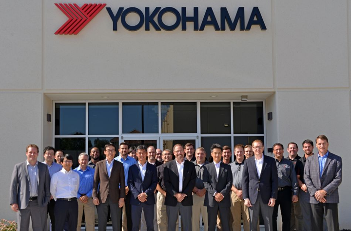 The high- tech, 25,000-sq.-ft.-building in Mecklenburg County, replaces the temporary R&D office Yokohama has utilized in Concord, North Carolina since 2016.