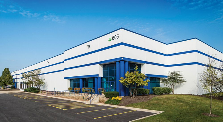 The state-of-the-art, 350,000 square foot facility will house 50 employees and hosts an enhanced fleet of commercial trucks.