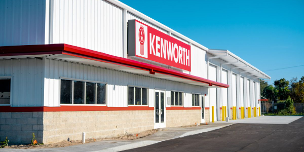 Kenworth of South Florida - Riveria Beach has relocated to a new facility.