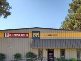 New Papé Kenworth Location Serves Central California