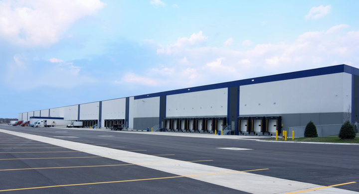 InSite Real Estate led construction of the $98.5 million facility, which began in the fall of 2017 and concluded in the fall of 2018. - Photo courtesy of Penske Logistics