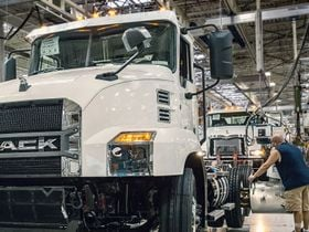 Over 3,500 Mack Trucks Union Employees Go on Strike