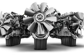 Detroit's 80th Anniversary, 1 Millionth HDEP Engine