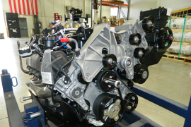 ROUSH Develops Cleaner Propane Autogas Engine