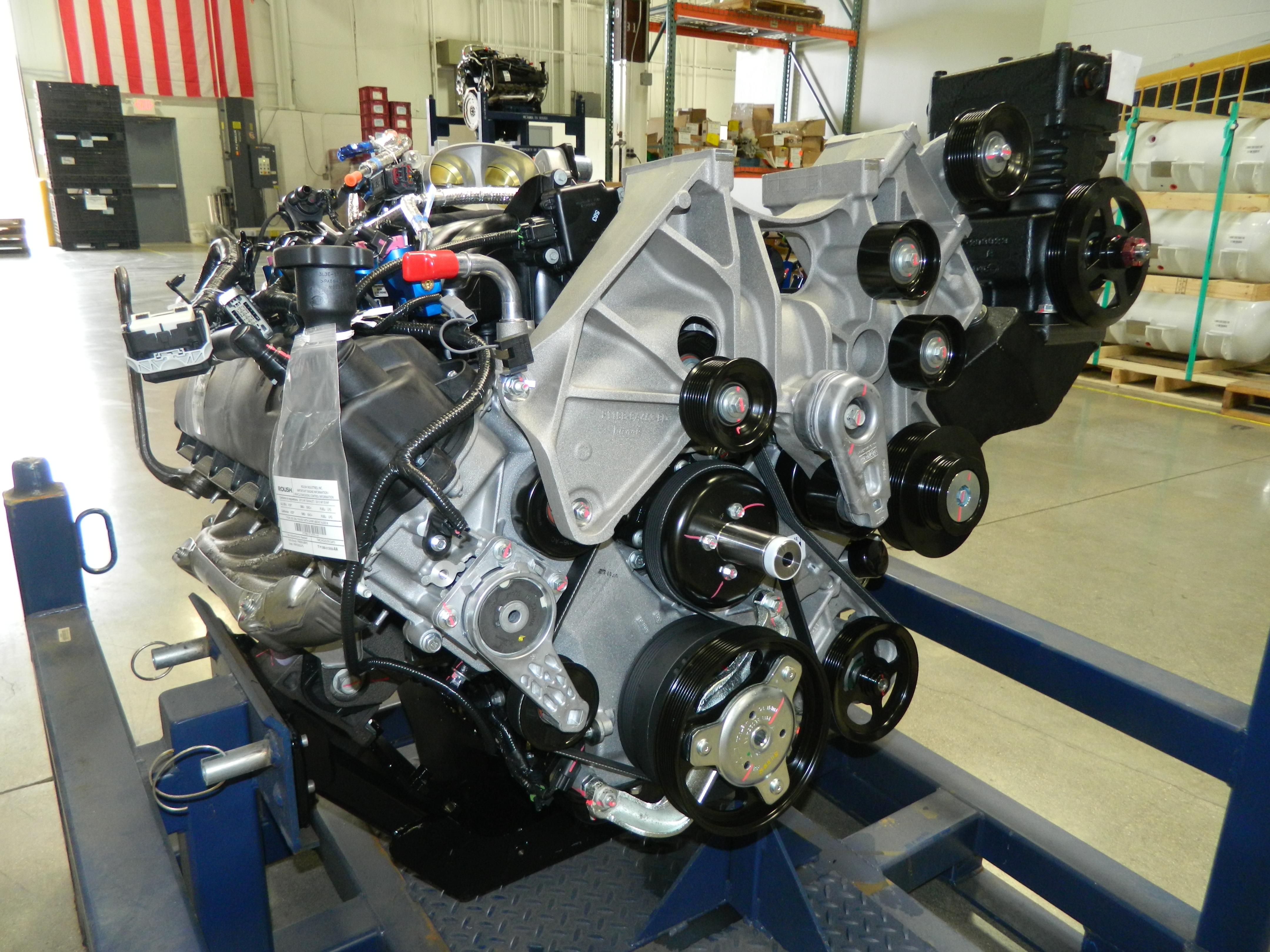 ROUSH Develops Cleaner Propane Autogas Engine