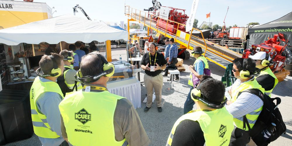 Field classrooms allow ICUEE attendees to learn without leaving the show floor.