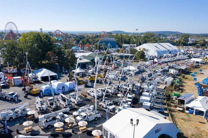 Previously known as ICUEE, The Utility Expo will continue to grow and expand on the events heritage over the past several decades. - Photo: ICUEE