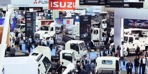 The Work Truck Show is nearly three times larger today than it was back in 2001, thanks to...