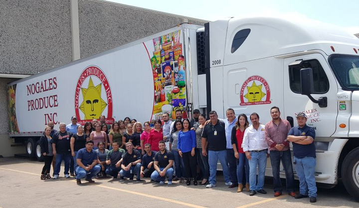 Its biggest customers require daily deliveries of up to two truckloads of Mexican food products, bringing the typical daily total to 3,000 deliveries. Large retail and wholesale customers, in particular, present fluctuating demand.  - Photo courtesy of Paragon Software