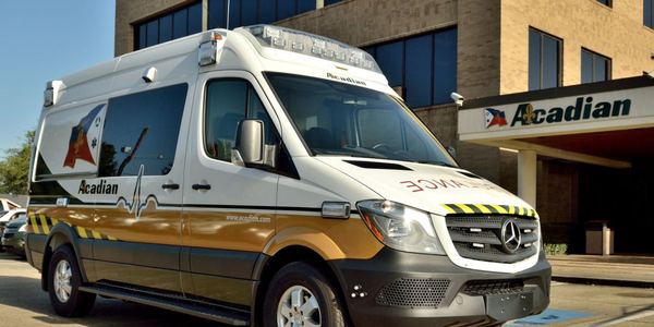 Ambulance Fleet Reduces Risk with SmartDrive