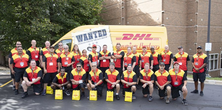 There were 29 finalists who participated in the final leg of the DHL Safety Rodeo. 