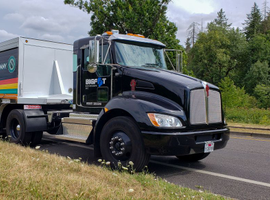 Bigfoot Beverages relies on Kenworth T370s purchased through Papé Kenworth – Eugene in its fleet of medium- and heavy-duty tractors.