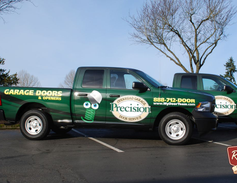 Having some visible identification on your vehicle lends credibility to your business.