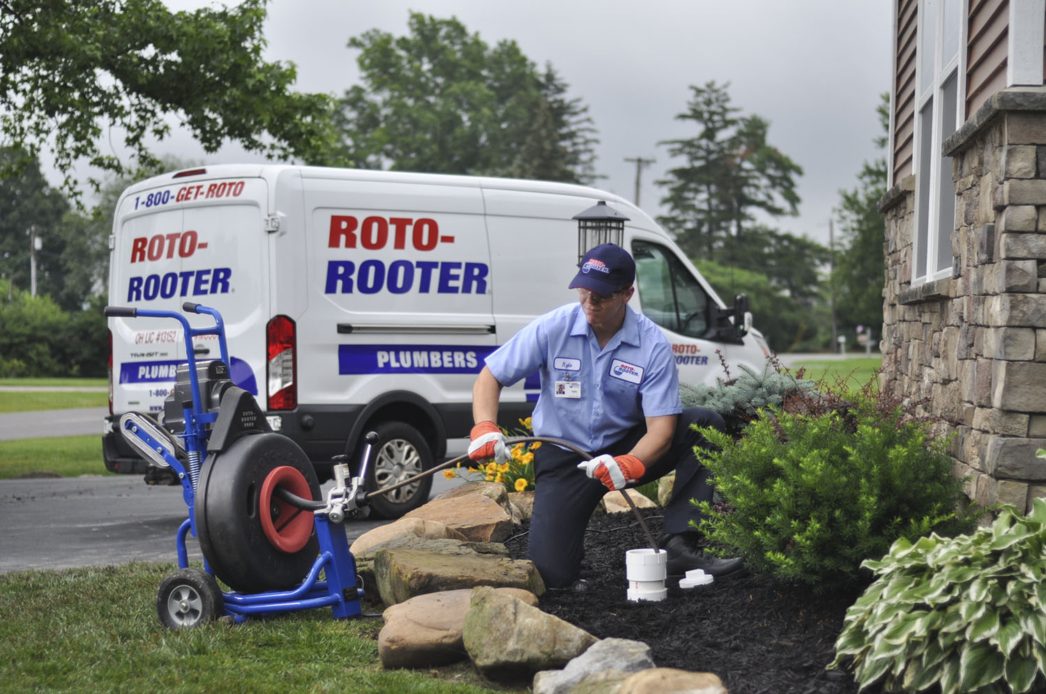Roto-Rooter Acquires Franchise Operator, Adds 450 Fleet Vehicles