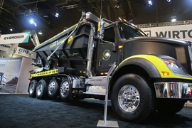 Telematics Helps Materials Placement Company Reduce Costs