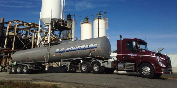 Started in 1958 as a small company operating a few dump trucks, today H.O. Bouchard is a...