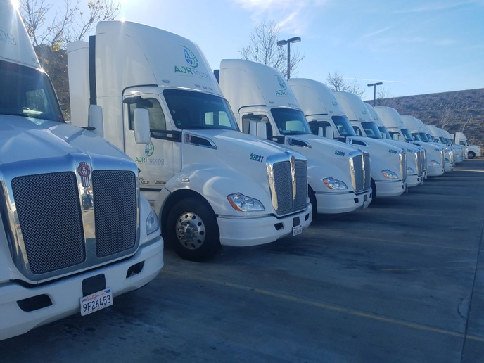 AJR Trucking has seen positive results from the installation of SmartDrive in its fleet.