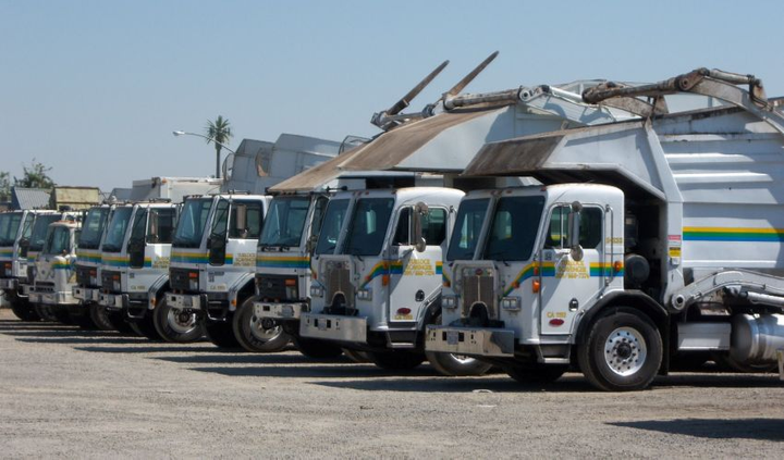 Founded in 1935, Turlock Scavenger is one of the longest-operating three cart systems in the state of California. They provide residential waste services to more than 20,000 customers and commercial and industrial waste services.  - Photo courtesy of Neste MY