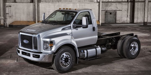 Photo of current F-650 courtesy of Ford.