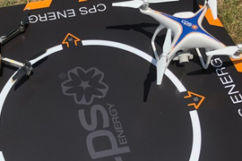 Texas Electric Utility Adds Drones
